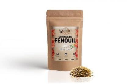 GRAINES DE FENOUIL