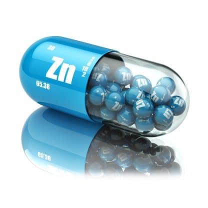 gélules de zinc