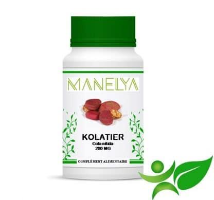 60 gélules de Kolatier