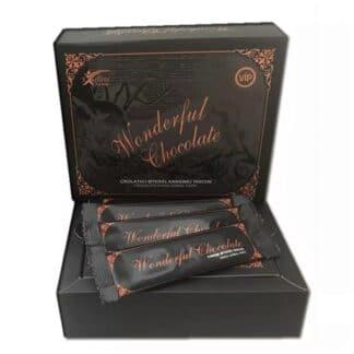 Chocolat merveilleux aphrodisiaque (lot de 4 sachets)
