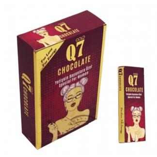 Chocolat aphrodisiaque naturel pour femme